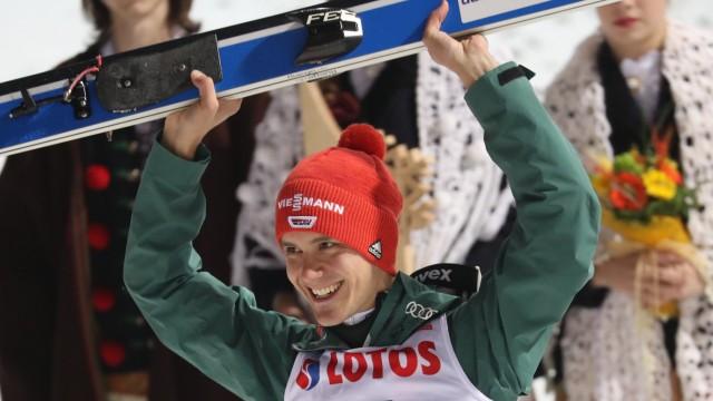 Skispringen Weltcup in Wisla