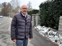 Petersbrunn: Unfallhelfer Christian Voigt