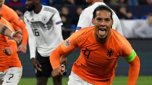 Fußball-EM Virgil van Dijk