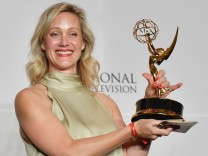 46th International Emmy Awards - PRESS ROOM