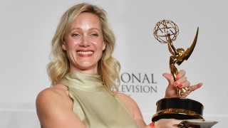 46th International Emmy Awards - PRESS ROOM