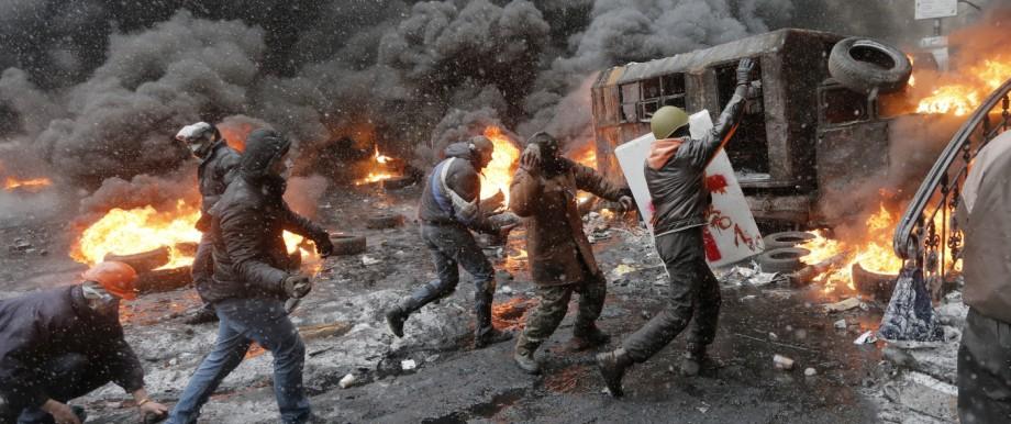 Politik Ukraine Ukraine-Konflikt