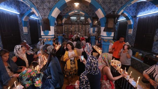 Annual Jewish Pilgrimage in Tunisian island of Djerba