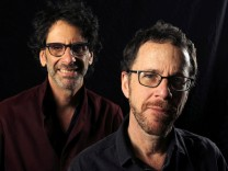 FILE PHOTO: Directors Joel Coen and Ethan Coen pose for a photo in Los Angeles