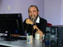 Inklusion Arbeit mit Behinderung Pfennigparade Bernd Schmidt