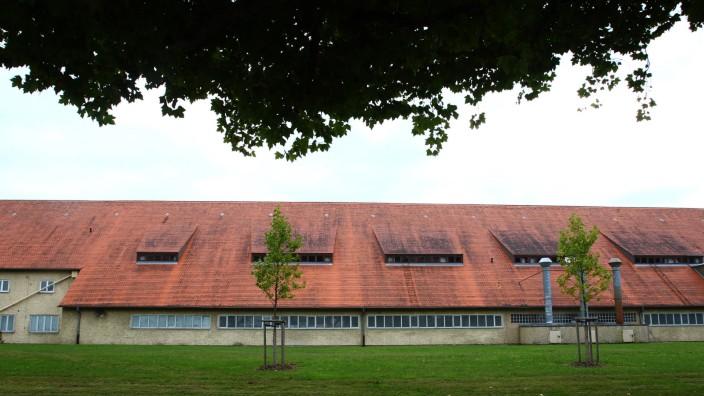 Halle 116 soll Friedensmuseum werden
