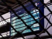 Hauptbahnhof in München teilweise gesperrt
