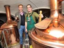 Stegen: Sudhaus: Maisacher Brauerei