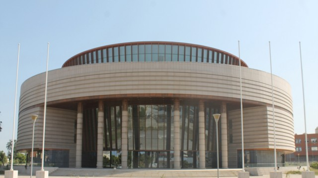 Feuilleton Konferenz in Dakar