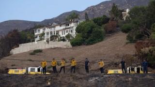 Naturkatastrophe Waldbrände in Kalifornien
