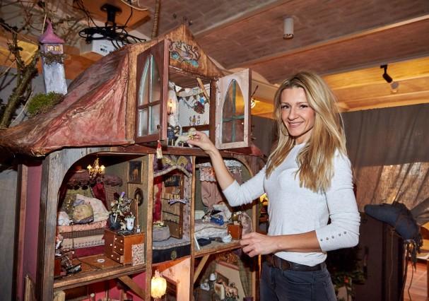 Bo Starker Puppenhaus