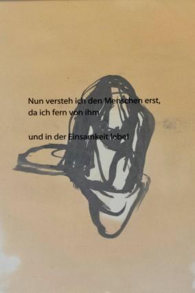 KVE Ausstellung Frido Hohberger; Kunst