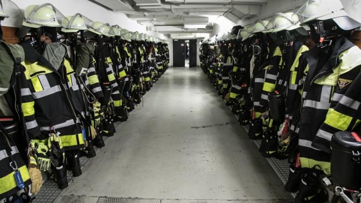 Feuerwache Feuerwehrschule