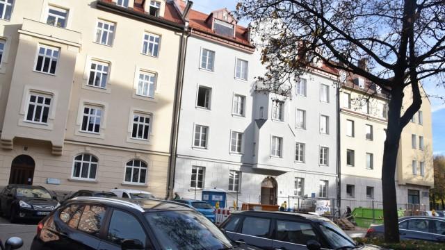 Tengstraße München Haus