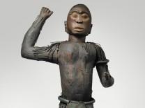 Statue anthropomorphe 'bochio'