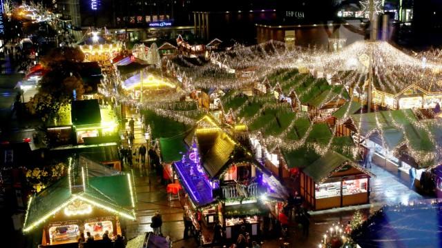 Was Gehört Auf Einen Weihnachtsmarkt.Adventszeit Gegen Die Weihnachtsmarktverfrühung Gesellschaft