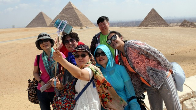 World Tourism Day in Egypt