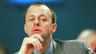 Friedrich Merz, 2000