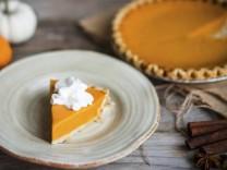 Nur für Das Rezept Pumpkin Pie Kürbiskuchen