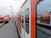 S-Bahn in München, 2016