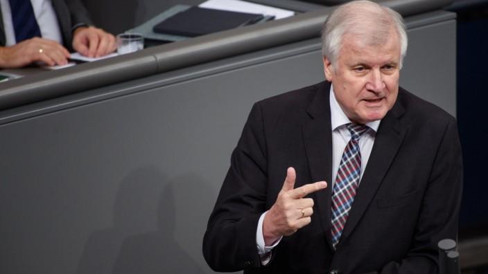 Bundestag beginnt abschließende Beratungen über Haushalt 2019