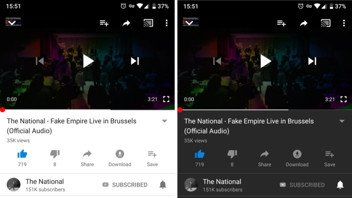 Youtube Dark-Mode
