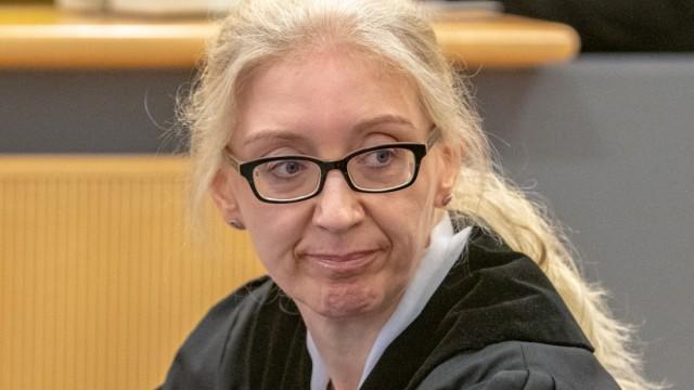 Staatsanwältin Christine Ernstberger