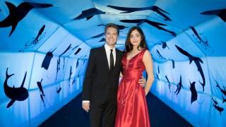 Marc Heinkelein und Yusra Mardini