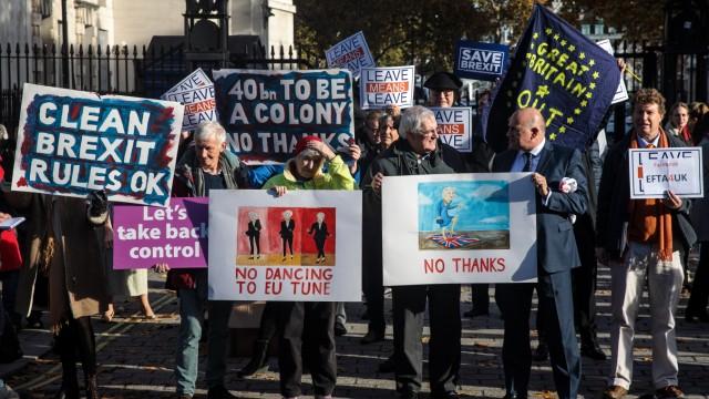 Brexit Negotiations Reach Endgame