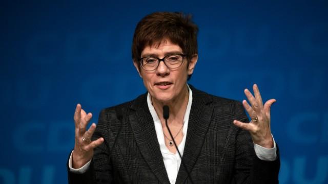 Landesparteitag CDU Brandenburg