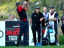 PGA: The Match: Tiger vs. Phil