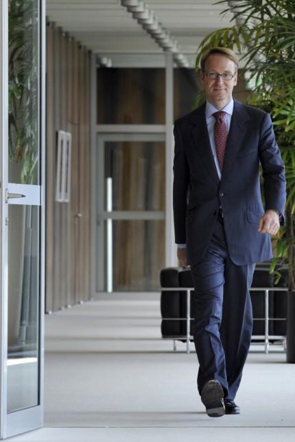 Amtswechsel bei der Deutschen Bundesbank