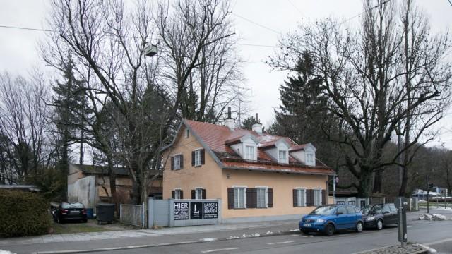 Belgradstraße 109, uriges Häuschen Schwabing