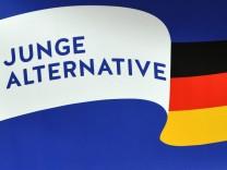 """AfD-Jugendorganisation """"Junge Alternative"""""""