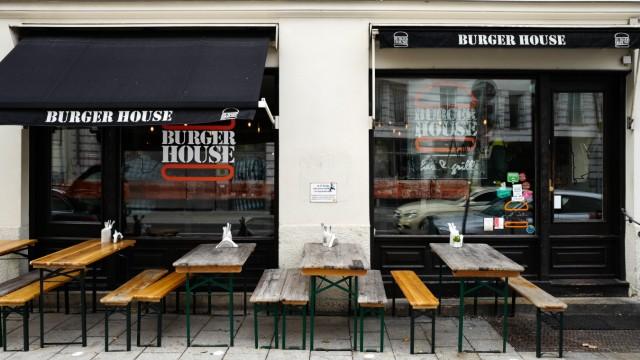 Restaurants in München Burger House