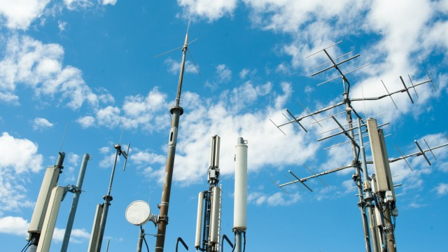 Technologie 5G-Ausbau
