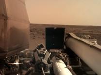 """Nasa-Roboter ´InSight""""landet auf dem Mars"""