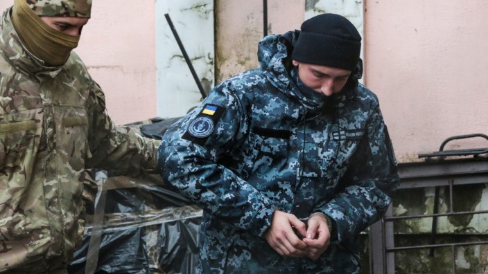Krim, Ukraine, Russland