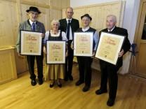 1. Ehrenmedaille der Gemeinde Egling