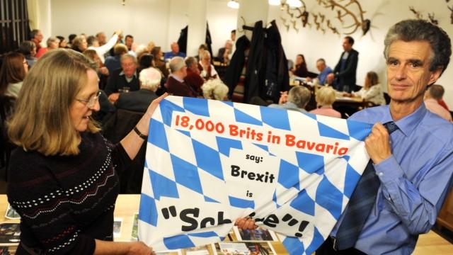 Politik Großbritannien Briten in München