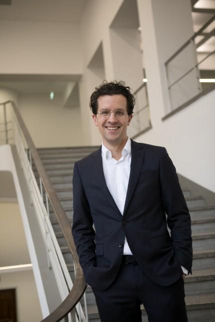Benedikt Boucsein, neuer TU-Architektur-Professor