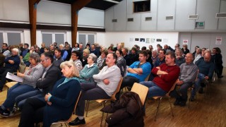 Bürgerinitiative mobilisiert die Bürger; Bürgerinitiative Hochstadt