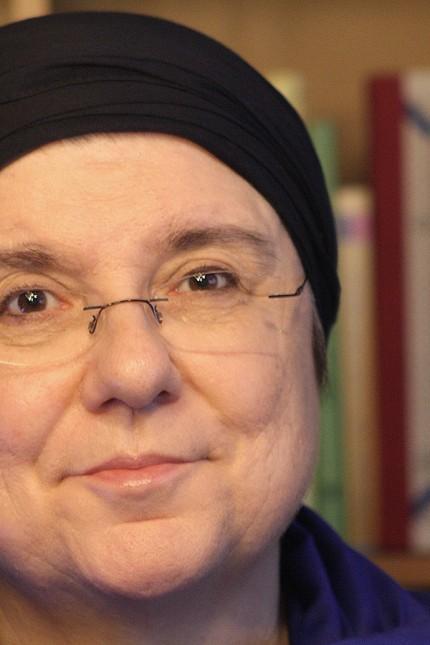 Rabeya Mueller ist Imamin einer liberalen Koelner Moscheegemeinde