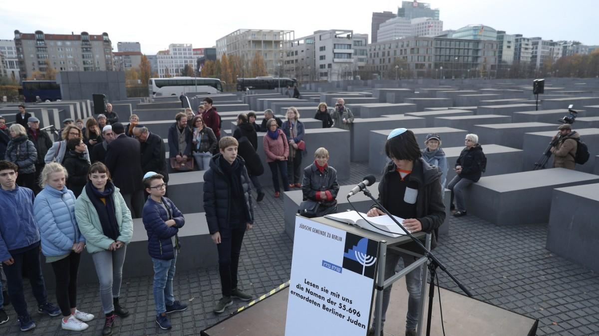 Studie von CNN - 40 Prozent wissen wenig über Holocaust