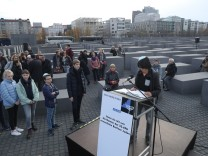 Germany Commemorates 1938 November Pogroms