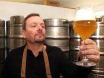 Raymond Seeliger betreibt Craft-Bier Brauerei; Craft-Bier aus Wörthsee