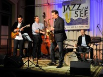 Feldafing: Jazz am See: Rick Hollander Quartet