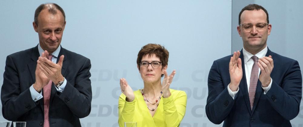 Regionalkonferenz der CDU in Nordrhein-Westfalen