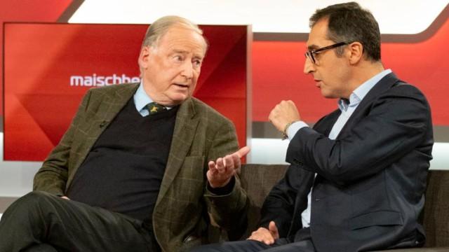 TV-Kritik Maischberger zum UN-Migrationspakt