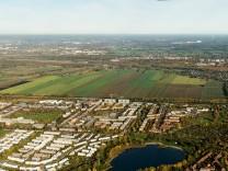 Luftbild Projektgebiet Oberbillwerder